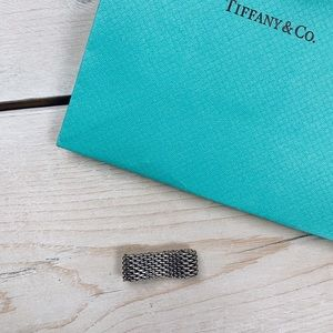 Tiffany & Co. Jewelry - Tiffany & Co. | Somerset Mesh Ring